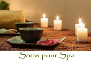 Soins pour spa