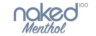 Naked 100 Menthol Liquids