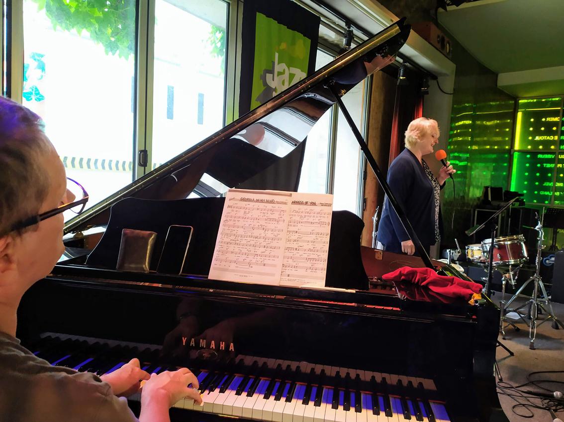Stage d'été 2021 à la Jazz Station
