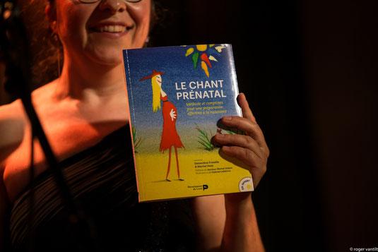CD-Livre Chant Prénatal