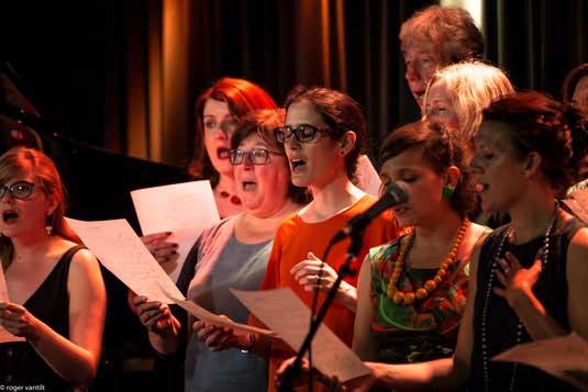 Ateliers Chant Jazz