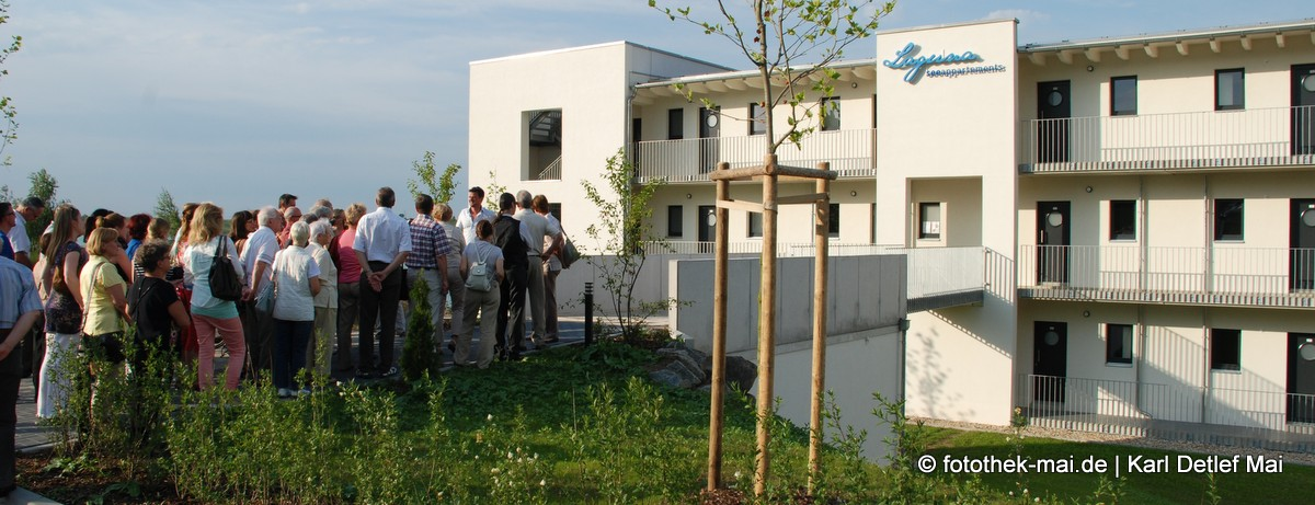 Laguna Seeappartments am Hainer See im Schillerdorf Kahnsdorf