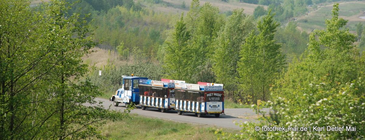 Sächsische Kleinbahn Schlendrian am Störmthaler See