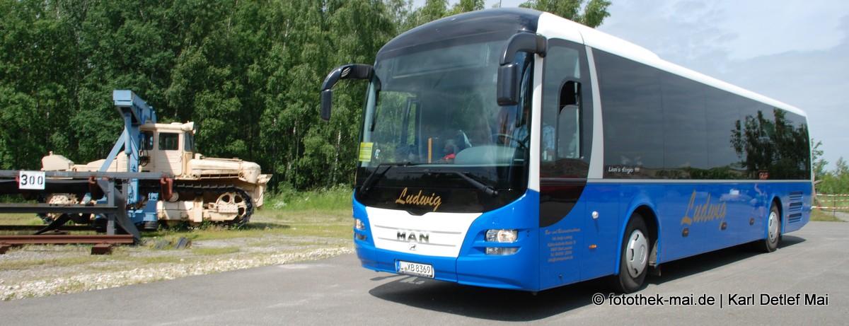 Per Bus Europas größten Landschaftswandel in Dimension und Tempo erkunden