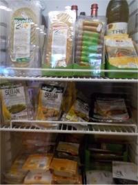Tanti tipi e qualità di proteine vegetali, come Seitan e Tofu.