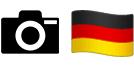 Foto icoon Duitsland