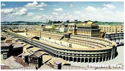 Circus Maximus vroeger