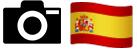 Foto icoon Spanje