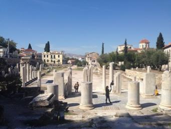 Oude Olympus Athene