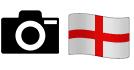 Foto icoon Engeland