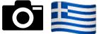 Griekenland foto icoon