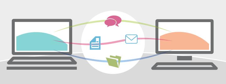 Comunicación vía mail es preferible a vía telefónica.
