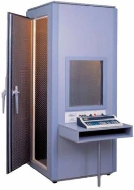 Cabina audiométrica