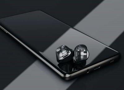 Virto Black fue diseñado para difuminar las líneas entre un audífono y un auricular. Centro Auditivo Cuenca.