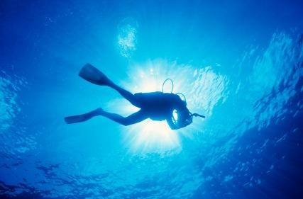 Barotrauma en submarinistas