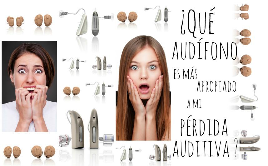 Tipos de audífonos, ¿cual es el más apropiado para mí?