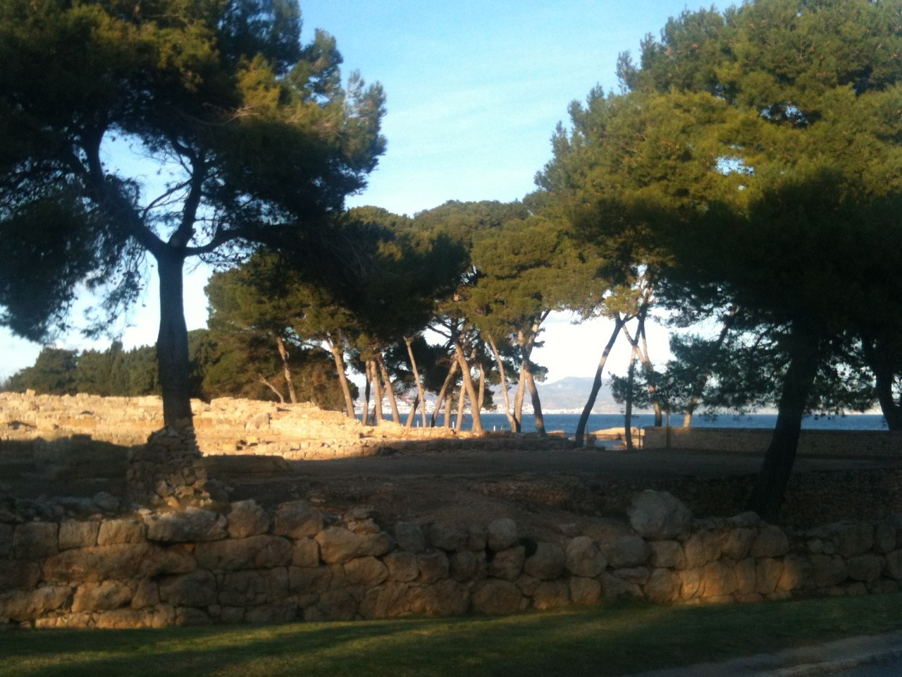 Ruïnes d'Empuries ©Copyright by Solempuria
