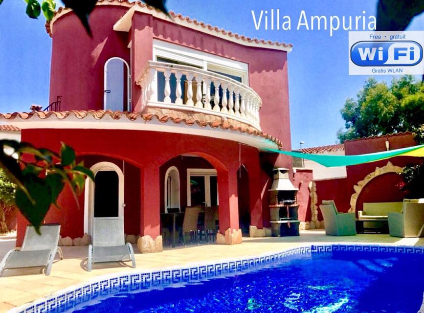 Ferienhaus mit beheiztem Pool in Carmenço © Copyright 2015 Solempuria