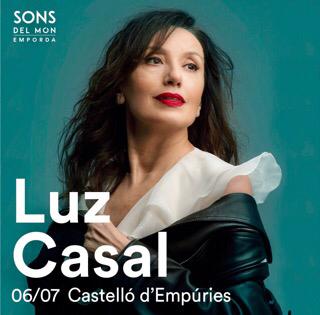 Konzert am 6.7.2019 ab 22:30 Uhr in Castelló d'Empúries
