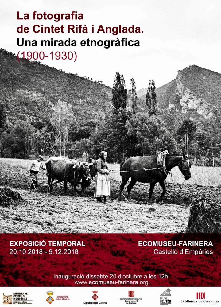 """20.10. bis 9.12.2018: Fotoausstellung im """"Ecomuseum"""" in Castelló d'Empúries"""