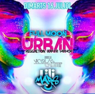 """""""Full Moon"""" Abend am 16.7.2019 in der LiliMars Bar (Los Arcos)"""