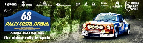 """Rally Costa Brava"" - 13.+14.3.2020 in Girona"