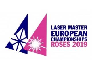 """Europäische Segelmeisterschaft """"Laser Masters European Championship"""" in Roses 14.-20.6.2019"""