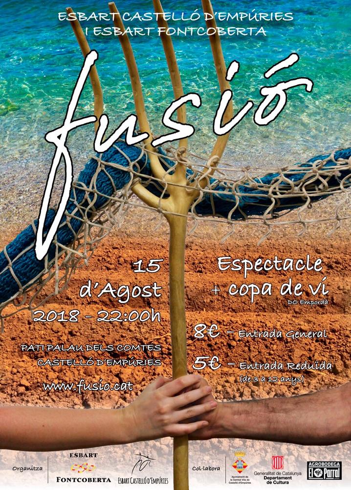 Castelló d'Empúries - 15.8.2018 ab 22 Uhr