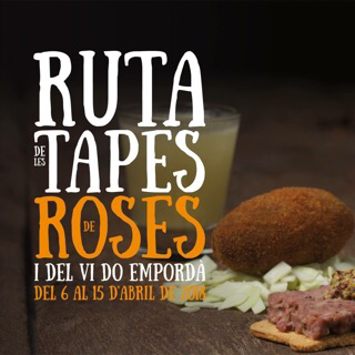 """Tapas-Route""'vom 6.-15.4.2018 in Roses"