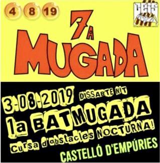 Hindernislauf am 3.+4.8.2019 in Castelló d'Empuries