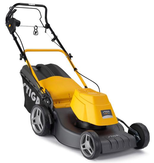Combi 48 1600W / 230 V mit oder ohne Radantrieb Schnittbreite 46 cm