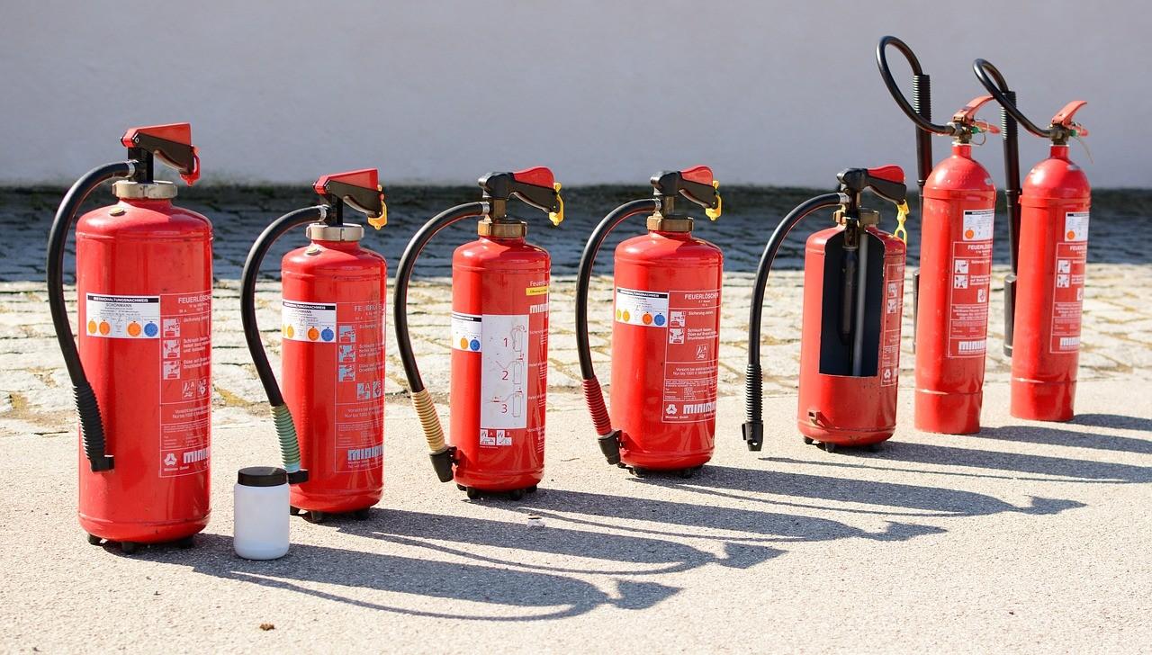 1 St/ück, St/änder St/änder f/ür 6kg 9kg oder 12kg Feuerl/öscher