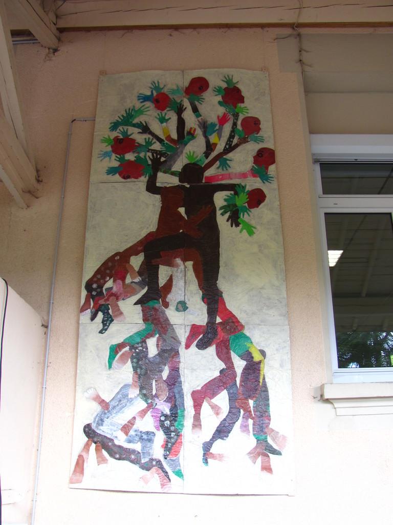 accrochage de l'arbre des CE