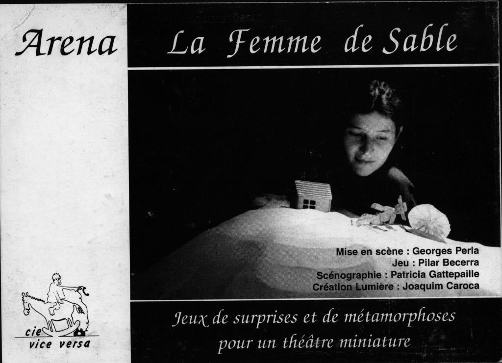 """Cie Vice versa """"Arena la femme des ables"""""""