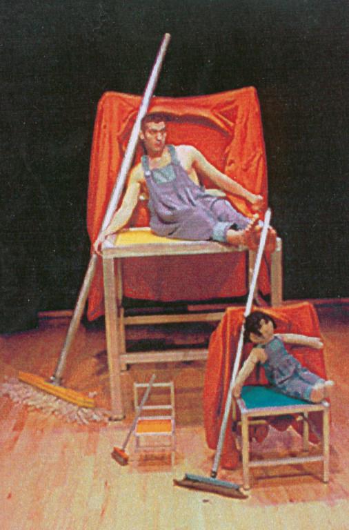 Cie Sanvic - Abricadabra
