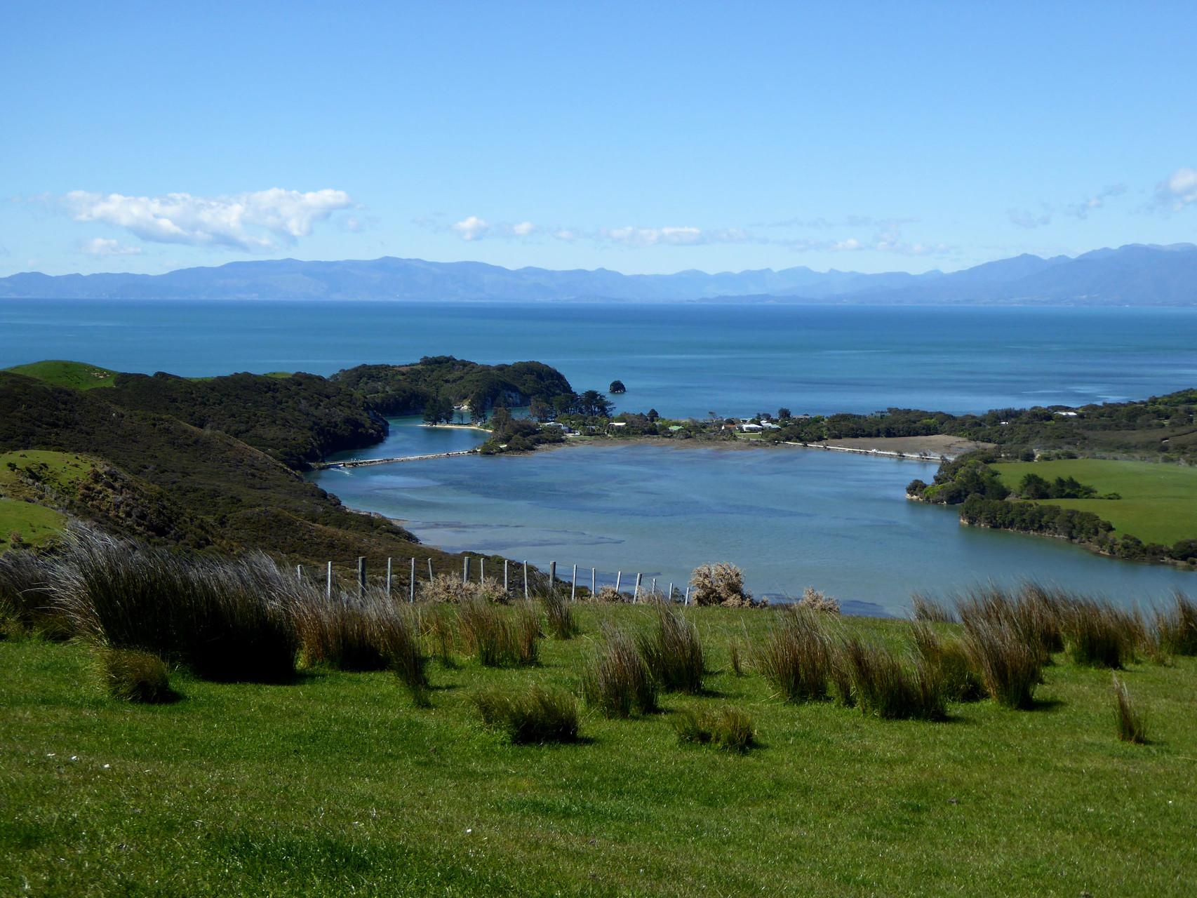 Ganz im Norden der Südinsel
