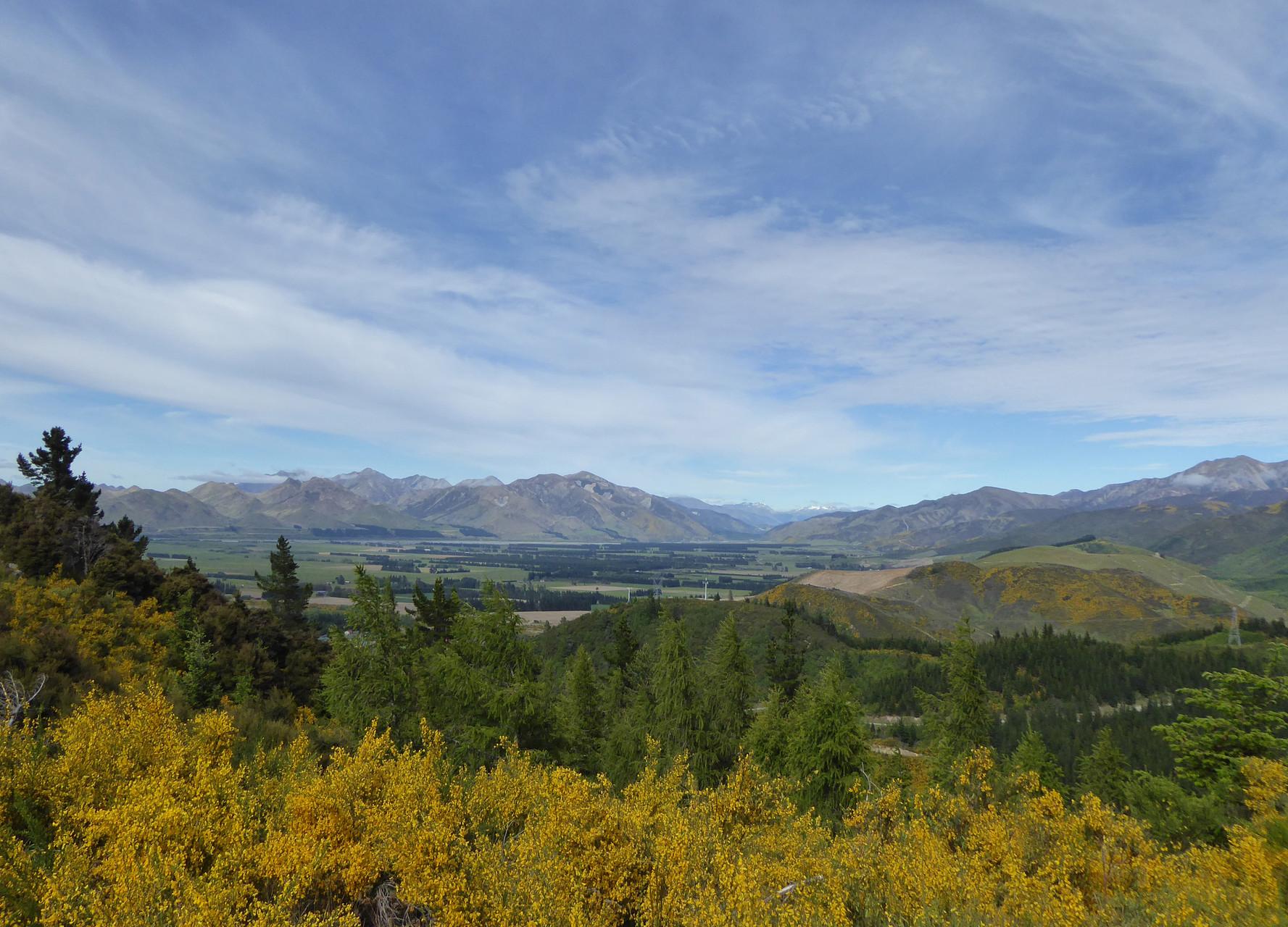 Aussicht vom Mt. Isobel