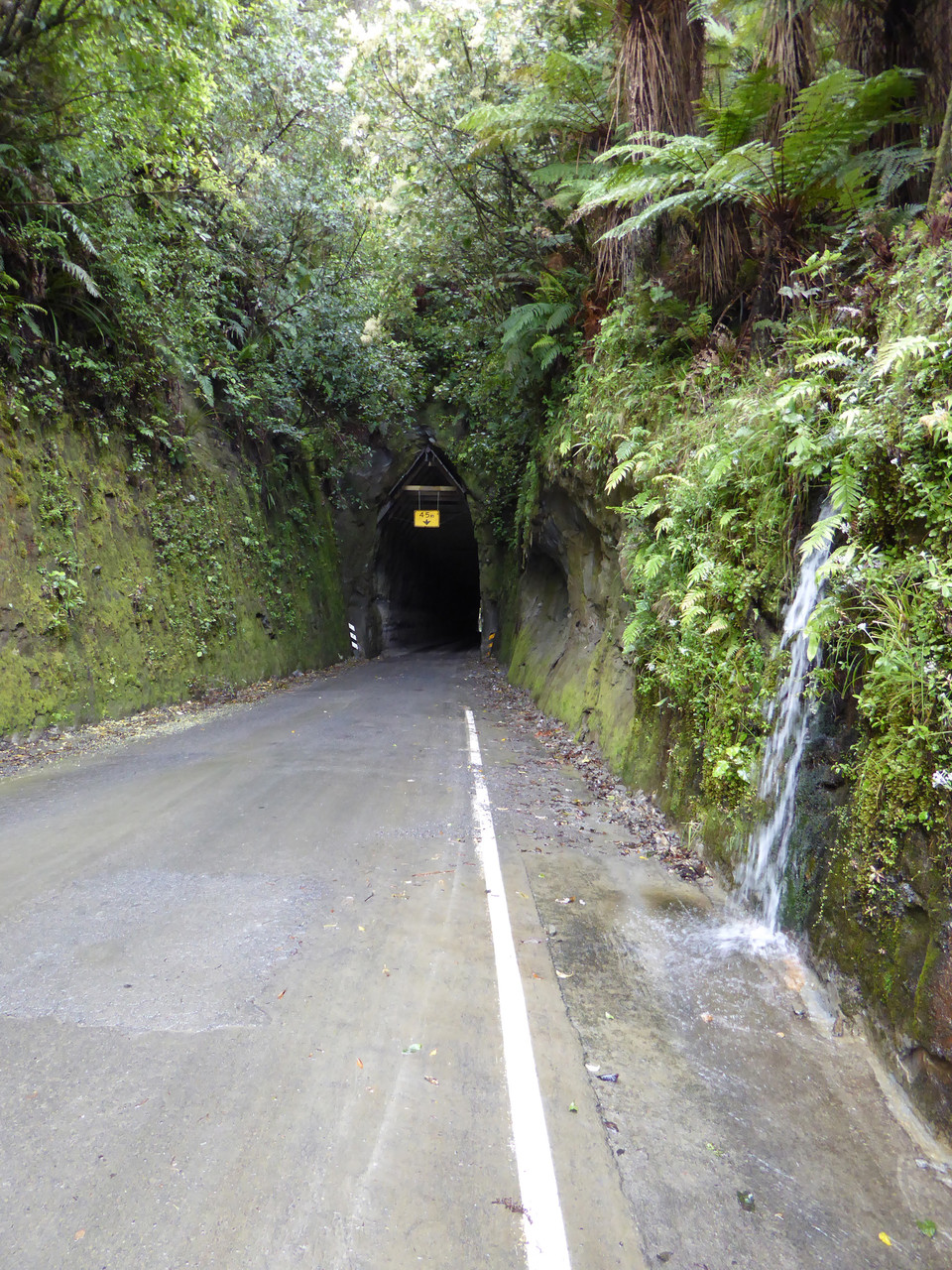 Forgotten Valley Highway.