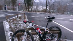 Biketraining am Rheinfall