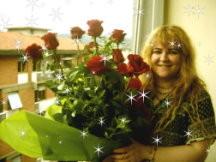 le rose di un ammiratore