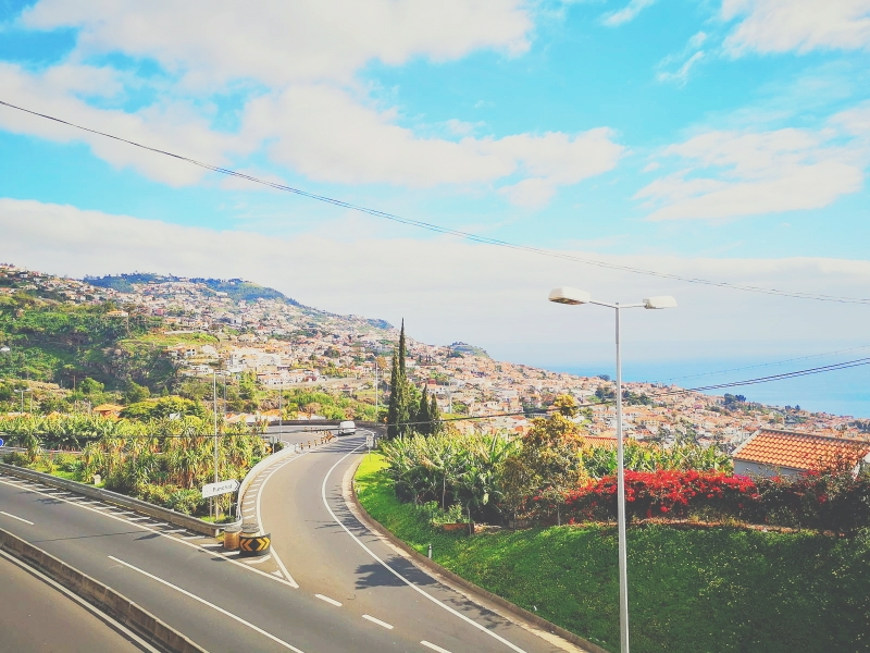 Madeira, Du Schönheit!