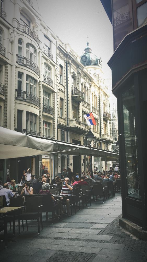 Belgrader Innenstadt - So viel Flair und Charme