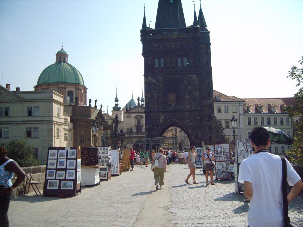 """"""" Herzstück von Prag""""....."""