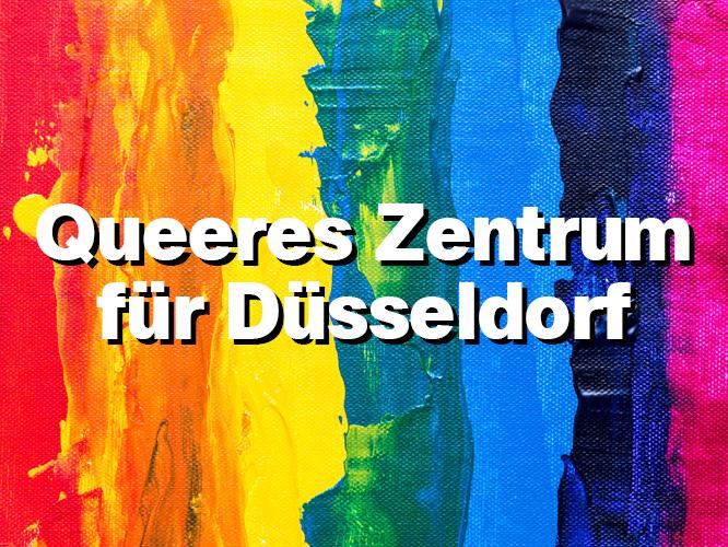 Bild: Queeres Zentrum für Düsseldorf