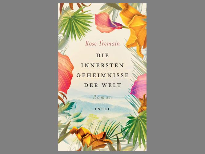 """Bild: Buchcover """"Die innersten Geheimnisse der Welt"""""""
