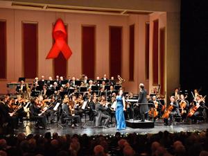 Bild: AIDS-Gala 2016 im Opernhaus Düsseldorf