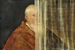 "Bild: ""Bildnis des Filippo Archinto"" von Tizian"