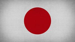 Bild: Japan-Fahne