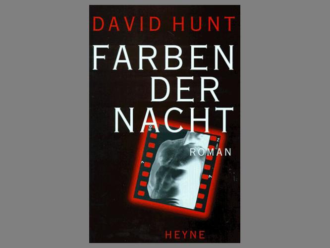 """Bild: Buchcover """"Farben der Nacht"""""""