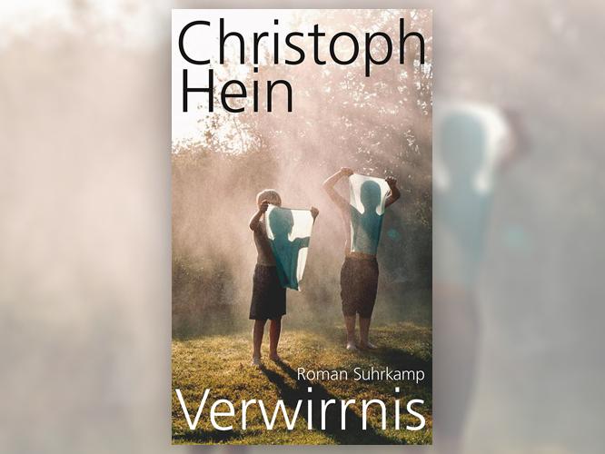 """Bild: Buchcover """"Verwirrnis"""""""